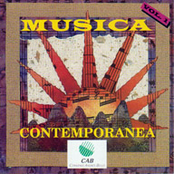 Música Contemporánea CD